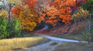 5 Short And Sweet Fall Hikes In Texas With A Spectacular End View