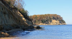 7 Short And Sweet Fall Hikes In Maryland With A Spectacular End View