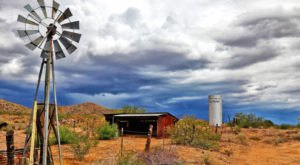 This Tiny, Isolated Arizona Village Is One Of The Last Of Its Kind