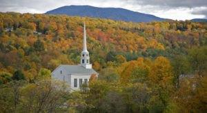 The One Vermont Town Everyone Must Visit This Fall