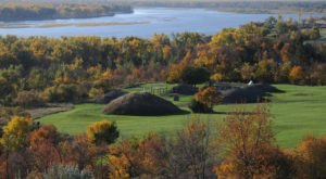 This Tiny, Isolated North Dakota Village Is One Of The Last Of Its Kind