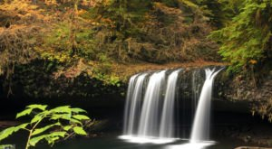 9 Top Secret Oregon Waterfalls To Visit Before Word Gets Out