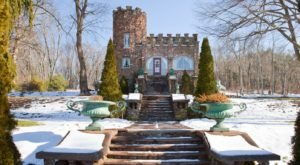 You'll Never Forget Your Stay In This Storybook Castle In Connecticut