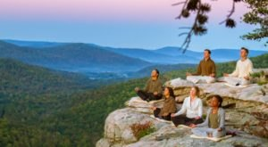 This Retreat Just Outside Of Nashville Will Relax You In The Best Way Possible