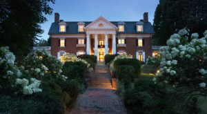 The Gorgeous Private Mansion In Pennsylvania Where You Can Stay The Night