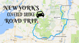 This Covered Bridge Road Trip Through New York Is Nothing Short Of Magical