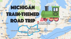 This Dreamy Train-Themed Trip Through Michigan Will Take You On The Journey Of A Lifetime