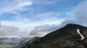Take This Peak Trail In Alaska For An Incredible Bird's Eye View