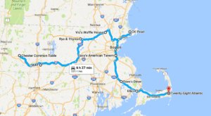 This Epic 3-Day Restaurant Road Trip In Massachusetts Will Satisfy Your Adventurous Stomach