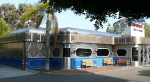 The Movie Themed Diner In Southern California That Feels Like A Total Blast From The Past
