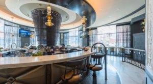 This Buffalo Hotel Has a Revolving Bar And Incredible Views