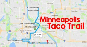 Your Tastebuds Will Go Crazy For This Amazing Taco Trail Through Minneapolis