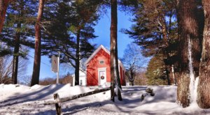 This Charming Place In Massachusetts Inspired A Famous Nursery Rhyme