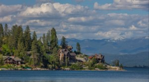 The Enchanting Waterfront Village In Idaho You Never Even Knew About