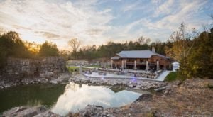The One Spot In Nashville That's Absolutely Breathtaking Year Round