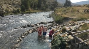 Take This Wyoming Hot Springs Road Trip For The Ultimate Adventure