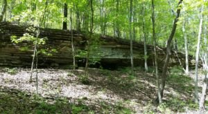 Hiking To This Above Ground Cave In Missouri Will Give You A Surreal Experience
