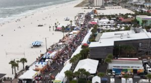 The Epic Outdoor Food Fest In Alabama You Simply Cannot Miss