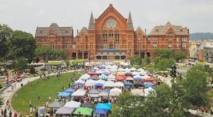 9 Amazing Flea Markets In Cincinnati You Absolutely Have To Visit