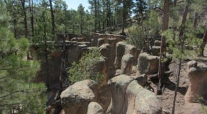 The Unforgettable New Mexico Hike That Leads To A Goblin Colony