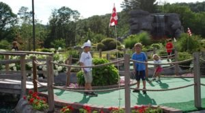 These 9 New Hampshire Mini Golf Courses Are Fun For The Whole Family