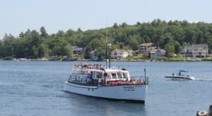Take A Ride on America's Oldest Post Office Boat Right Here In New Hampshire