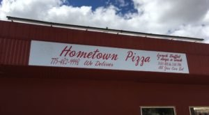 The Little Hole-In-The-Wall Restaurant That Serves The Best Pizza In Nevada