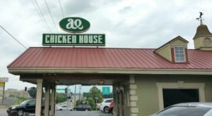 After Just One Bite You'll Be Hooked On The Fried Chicken At This Amazing Restaurant In Arkansas