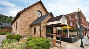 Not Many People Realize That This Historic Denver Church Is Actually A Restaurant