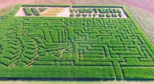 Get Lost In These 7 Awesome Corn Mazes In Oklahoma This Fall