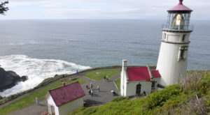Spend the Night At This Oregon Lighthouse For A Positively Magical Experience