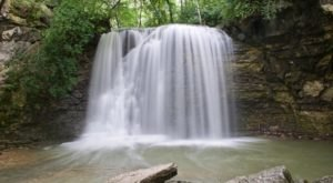 These 4 Breathtaking Waterfalls Are Hiding In Columbus