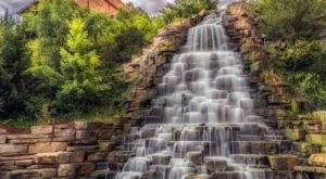 9 Beautiful Hidden Waterfalls Near Kansas City