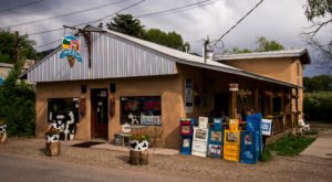 You Have To Try The Ice Cream At This Shop Hidden In The New Mexico Mountains