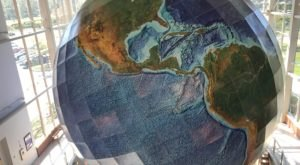 The World's Largest Rotating Globe Is Right Here In Maine And You'll Want To Visit