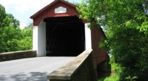 The Story Of This Haunted Bridge In Pennsylvania Will Creep You Out