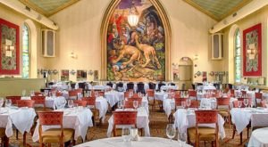 This Restaurant In Pennsylvania Used To Be A Church And You Need To See Inside