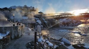 Escape The Cold By Visiting This Incredible Colorado Hot Spring
