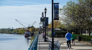 Explore The Best Riverfront In Delaware On A Crisp Fall Day