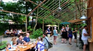 This Greenhouse Restaurant In Kentucky Is The Most Enchanting Place To Eat
