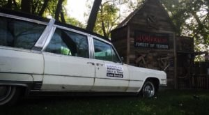 Spend The Night At Nebraska's Most Haunted Campground For A Truly Terrifying Experience