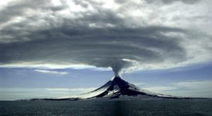 Few People Know This Volcanic Eruption In Alaska Blacked Out The Sky