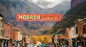 Telluride Is One Of Colorado's Best Halloween Towns To Visit This Fall