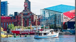15 Iconic Places Every True Baltimorean Will Instantly Recognize