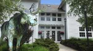 This Astounding Arts Center Is The Crown Jewel Of Vermont