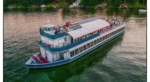 The Riverboat Cruise Near Indianapolis You Never Knew Existed
