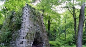 These 6 West Virginia Hiking Trails Lead To Some Incredible Pieces Of History