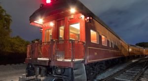 The Haunted Train Ride Through Tennessee That Will Terrify You In The Best Way Possible