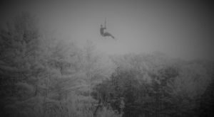 Scare Yourself Silly On This Haunted Hike & Zipline Tour In Maine