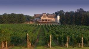 The 7 Most Beautiful Wineries Around Philadelphia